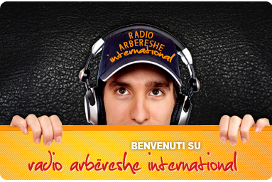 Welcome to Radio Arbereshe International
